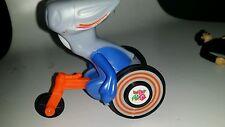 MCDONALDS Happy Meal Toy 2012 OLIMPIADI Mandeville mascotte-Ruota Sedia Racing