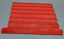 LEGO 50 x Dachsteine rot Schrägstein 3x4 red roof brick 3297 329721