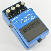 Boss CS-3 (BLACK LABEL) Compressor / Sustainer Guitar Effect Pedal 6480