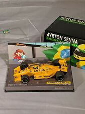 Ayrton Senna Collection No 31 Limited Edition 1987 Lotus 99T, F1 1:43 Minichamps