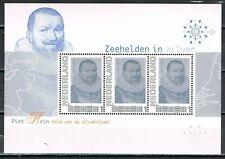 Nederland 2751-Ag-1 Postset Zeehelden Piet Hein  2012 - in envelop