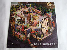 "YEARS AND YEARS - TAKE SHELTER - FULLY SIGNED - RARE DEBUT 7"" VINYL"