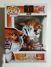 Funko Pop! Vinyl - The Walking Dead - Shiva -  Mint Condition With Protector