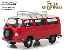 Greenlight 1:24 Field of Dreams - 1973 Volkswagen Type 2 Bus