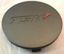 TSW Wheels Gray Custom Wheel Center Cap # PCF82 QTY ONE