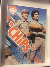 CHiPs: The Complete First Season (DVD, 2007) 6 Disc Set