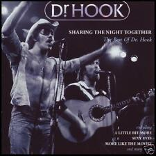 DR HOOK - BEST OF : SHARING THE NIGHT CD ~ 20 Trx *NEW*