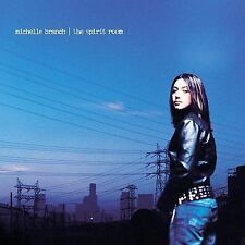 MICHELLE BRANCH - THE SPIRIT ROOM rare cd 11 songs 2001