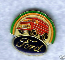 Automotive collectibles - Ford Vans Logo tac-style pin
