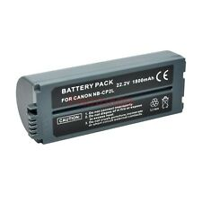 22.2V 1800mAh Battery for Canon NB-CP2L NBCP2L NBCP1L CP800 Selphy Printer