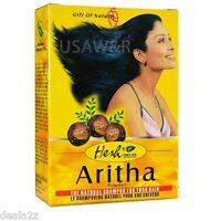 Hesh  Aritha  Reetha Soap Nut Powder Hair & Scalp Cleaser BUY 3 GET 1 FREE