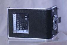"Rolleiflex ""E/D"" Model Back Cover"