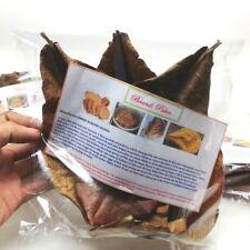 10 g Catappa indian almond leaves ketapang leaf shrimp betta fish aquarium care
