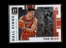 2017-18 Donruss Optic Hall Kings #20 Yao Ming MINT Houston Rockets