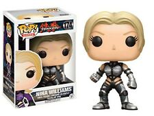 Figurine - Pop! Games - Tekken - Nina Williams (Silver Suit) - Vinyl - Funko