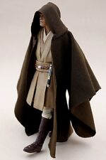 MY-R-MW: FIGLot 1/12 Jedi Fabric Robe for SHF, Hasbro Star Wars Mace Windu
