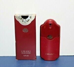 Vintage Avon Imari Eau De Cologne Spray 1.2 floz. NOS