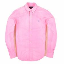 Ralph Lauren Herren Hemd Shirt Freizeithemd Gr.S Slim Fit 100% Baumwolle 87530
