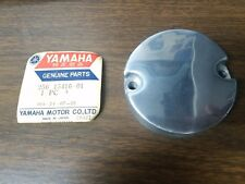 New Yamaha Oil Pump Cover 1973 TX650 Z1SR XS1 XS2 256-15416-01-00