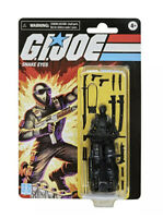 "GI Joe Hasbro Retro Collection SNAKE EYES 3.75"" Walmart Exclusive Action Figure"