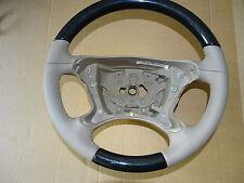 1 Mercedes CLK W209 SL W230 CLS w219  Holzlenkrad r230 a 2304600803 amg Lenkrad