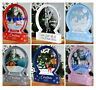 Personalised Snow Globe Themed Ornament, Great Festive Gift Decoration Idea