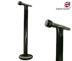 125cm INFLATABLE MICROPHONE & STAND Blow Up Music Concert Sing Children Party