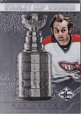 12-13 Limited Guy Lafleur /199 Stanley Cup Winners Canadiens 2012