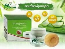 1 Set BK Bo Bongkosh Gold Plus Nourishing Cream 30 g & Herbal Soap Acne Blemish