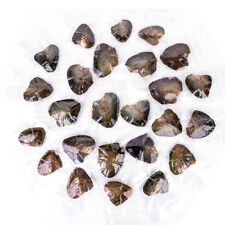 25pcs Individually Wrapped Oysters whith Natural Pearl Holiday Gift  PL572
