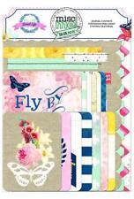 Bo Bunny Misc Me SWEET LIFE Journal Contents 36pc Planner Scrapbook