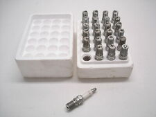 """24 NEW NASCAR CHAMPION S53C RACING SPARK PLUGS - 14mm TAPERED SEAT .709"""" REACH"""