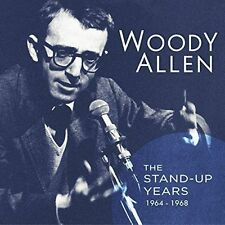Stand up Years 0793018361620 by Woody Allen CD