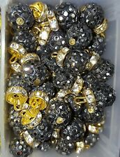 New colours in SHAMBELLA CRYSTAL  buttons for Asian outfits and dresses