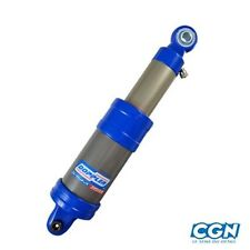 AMMORTIZZATORE RACING DOPPLER 255mm Coilover IN BLU PER YAMAHA BWS MBK BOOSTER