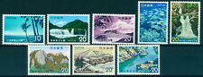 JAPAN 1960/70 Nationalpark / Quasi-Nationalpark Gruppe - Postfrisch /**  (R1)