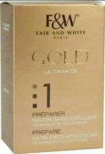 Fair and White Ultimate Gold No 1 Prepare Face Skin Body Soap 200g