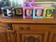 Minnie Mouse Main Attraction Limited Edition Stackable Mug Set #1-5 January-May