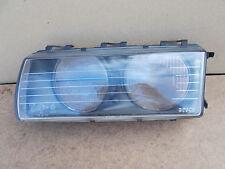 BMW E36 318i SEDAN Early LEFT Headlight Glass Lens A5 BOSCH Ref Part 1387883