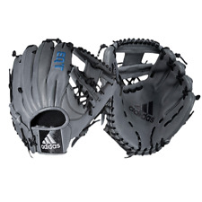 NEW! Adidas EQT Pro K3 Leather Baseball Glove Grey 1B 12.5, IF 11.5 and 11.75