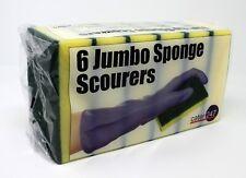SPONGE SCOURERS JUMBO  Cater 247 4 X  6 PK - 24 -