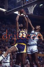 1976 Kareem Abdul-Jabbar LA LAKERS - 35mm Basketball Slide