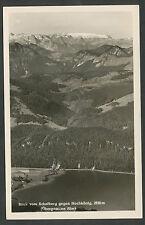 Blick vom Schafberg gegen Hochkönig 2938 m (Übergossene Alm)