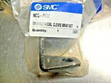 Smc Ncg P032 Trunniondbl Clevis Bracket 32mm New In Bag