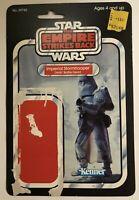 Star Wars Vintage HOTH STORMTROOPER UNCUT Cardback 31A GORGEOUS Kenner1977/1980