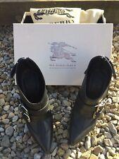 Burberry Ladies Boots UK 3.5 - Butterwike Dark Chocolate