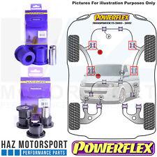Powerflex Front Suspension Arm Poly Bushes Kit VW T5/T6 Transporter + 4-Motion