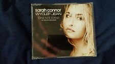 SARAH CONNOR FEAT WYCLEF JEAN - ONE NITE STAND. CD SINGLE 4 TRACKS
