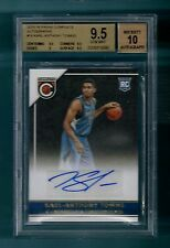 KARL-ANTHONY TOWNS 2015/16 PANINI COMPLETE ROOKIE AUTOGRAPH AUTO BGS 9.5/10 GEM
