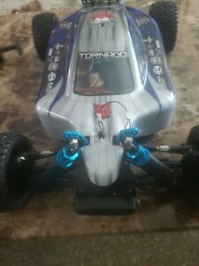 ULTIMATE COMBO 3s lipo incl Redcat Tornado EPX Pro 1/10 Brushless Buggy display